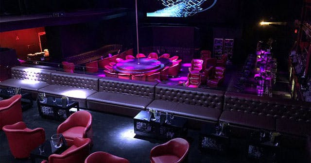 Inside look of Gold Rush Cabaret after getting free guest list