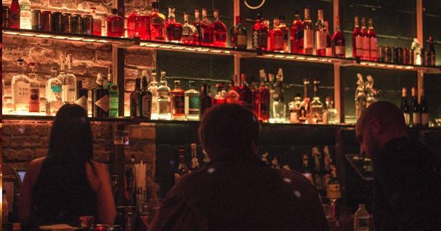 Inside look of 101Brooklyn with bottle service
