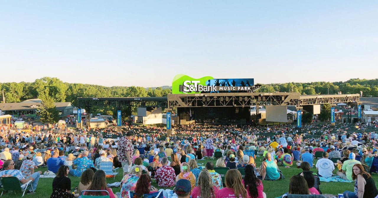 S&T Bank Music Park