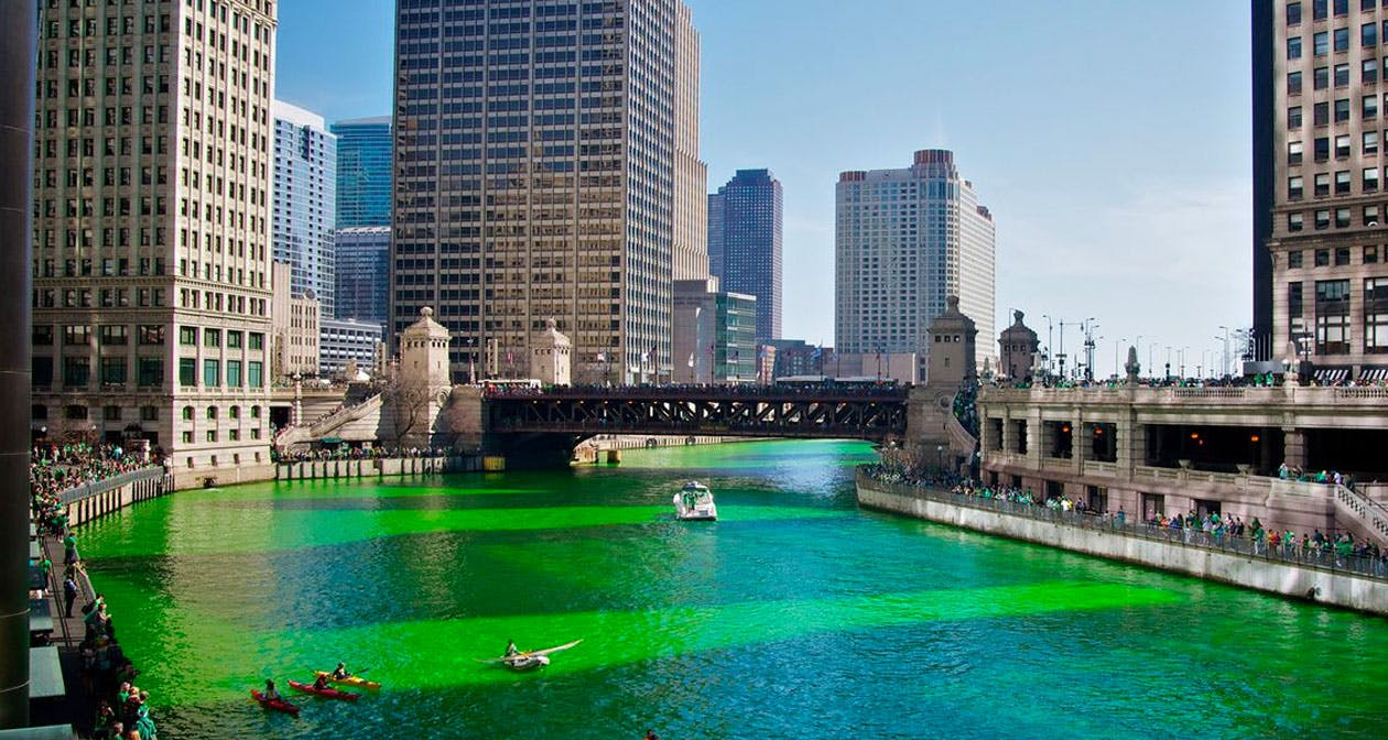 Chicago St Patty's Day