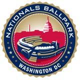 Nationals Park logo