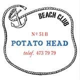 Potato Head Beach Club logo