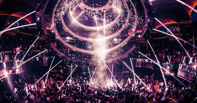Inside look of Omnia after getting free guest list