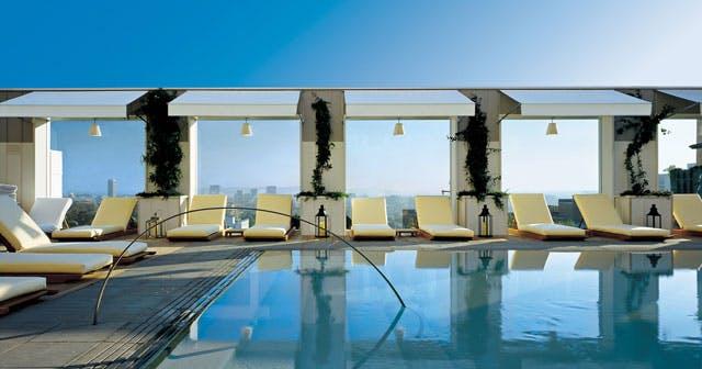 Skybar at Mondrian