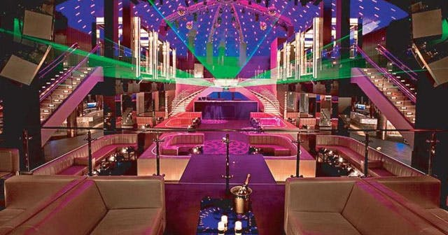LIV offers guest list on certain nights